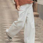 Pantalon Blanco Capri