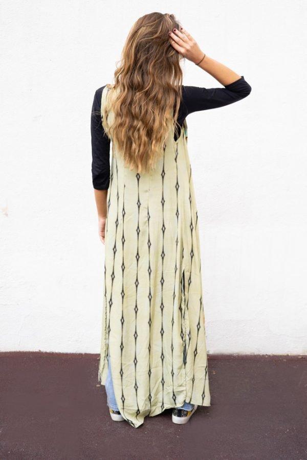 Kimono Hupa de espaldas