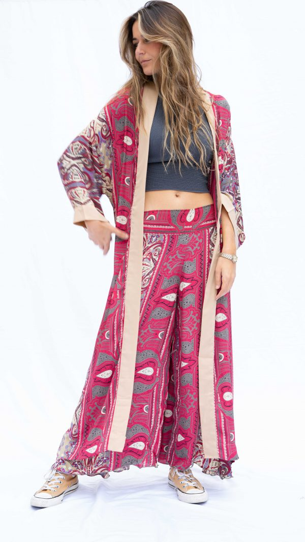 Kimono Alhelí Salambó