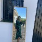 Vestido Marsella Salambó espejo exterior